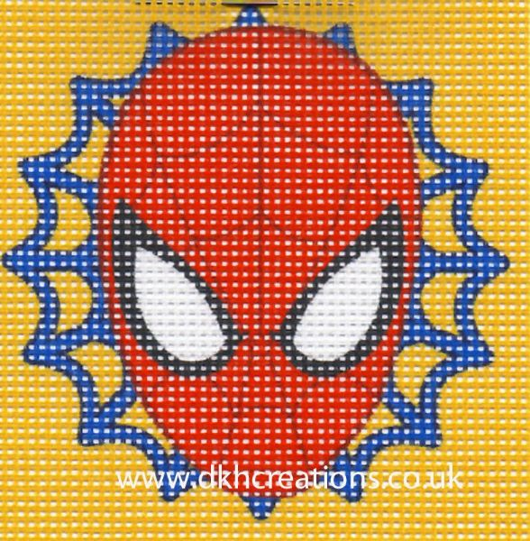 Marvel Spiderman Cross Stitch Kit